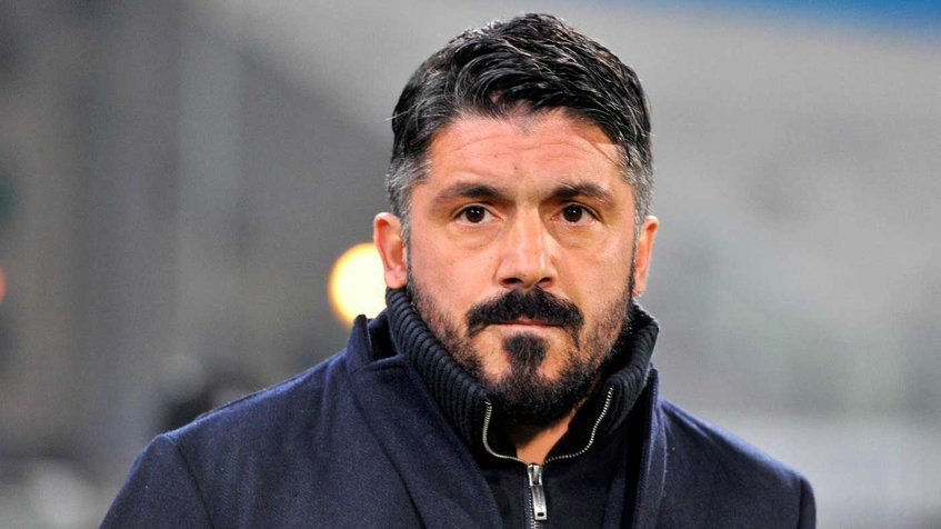 Gattuso: «Gli arbitri? Non voglio fare il maleducato»