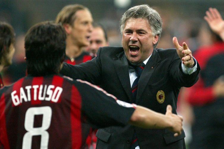 Ancelotti-Gattuso, storia di un'amicizia: per Ringhio, il suo ex tecnico «è stato tutto, come un padre»
