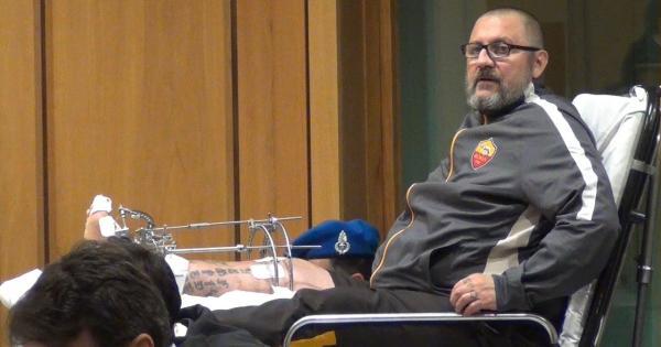 Daniele De Santis condanna definitiva a 16 anni di reclusione