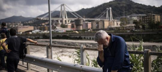 Genova: Autostrade non parteciperà alla ricostruzione del Morandi