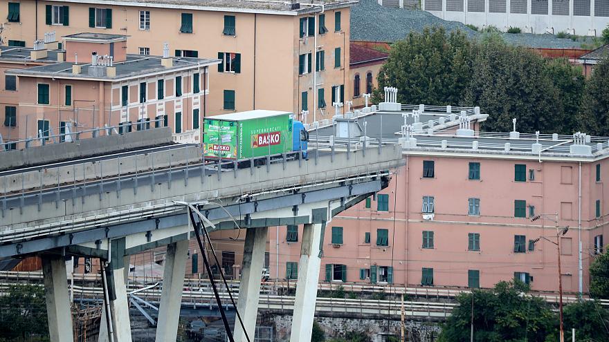 La scena muta davanti al giudice della funzionaria di Autostrade che lamentò la criticità strutturale del Ponte Morandi