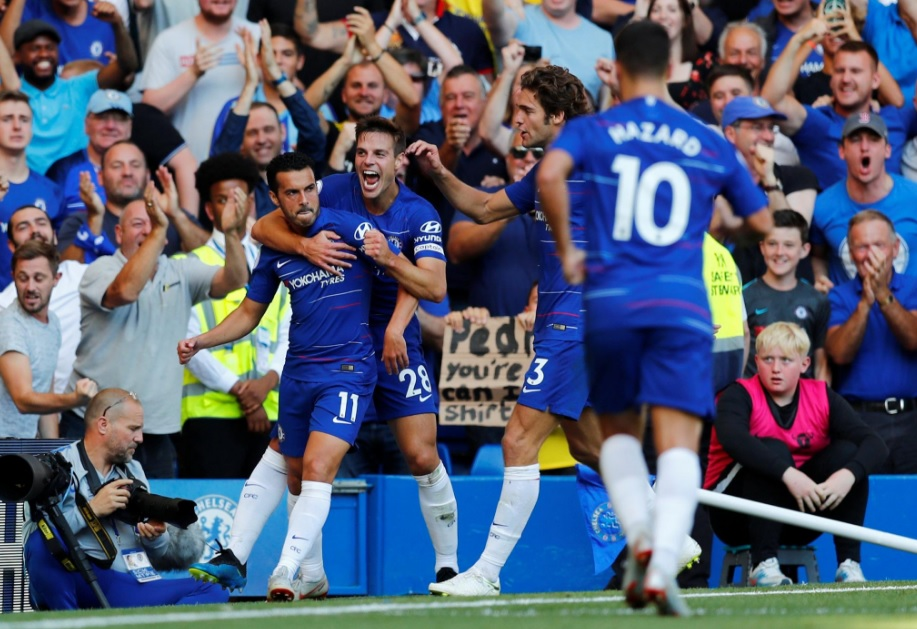 Il Chelsea battuto all'Anfield 2-0
