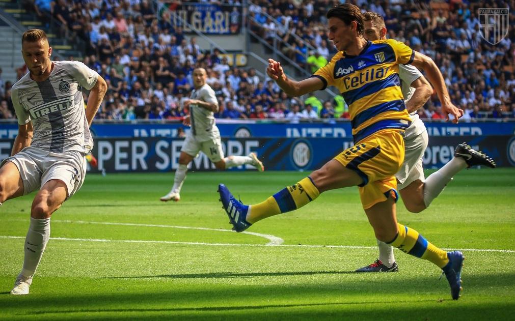 Inter-Parma 0-1, tonfo nerazzurro con eurogol di Dimarco