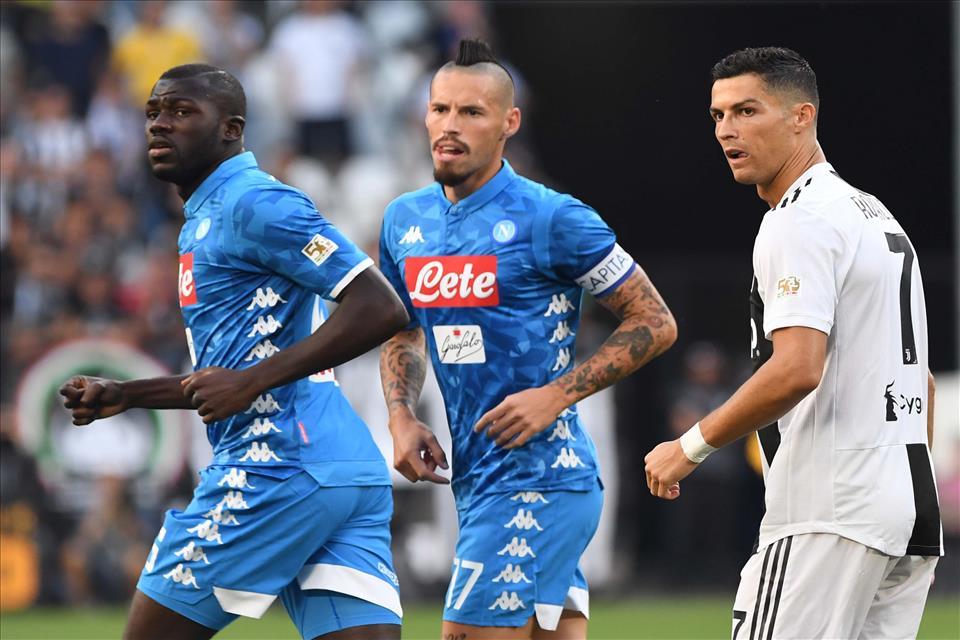 Il Napoli che perde contro la Juventus è lo stesso che vince contro il Parma