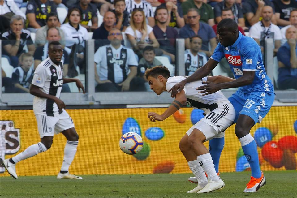 La Juventus ha vinto perché è più forte del Napoli