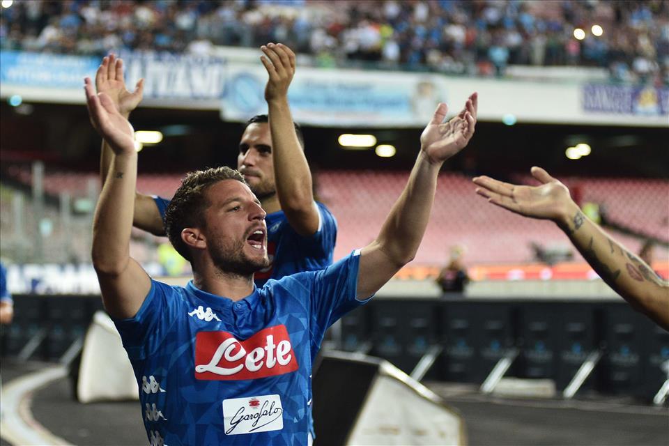 Vuoi vedere che alla fine l'anti-Juve ha la maglia azzurra?