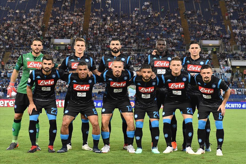 Dove vedere Sampdoria-Napoli in tv