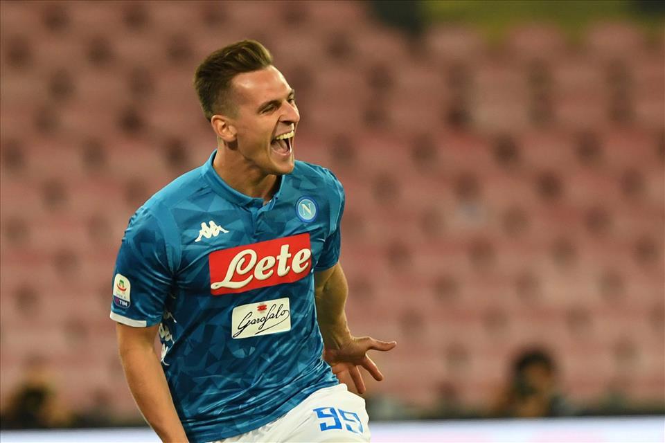 Sconcerti: «Milik è un grande centravanti, eppure Napoli chiede Cavani»