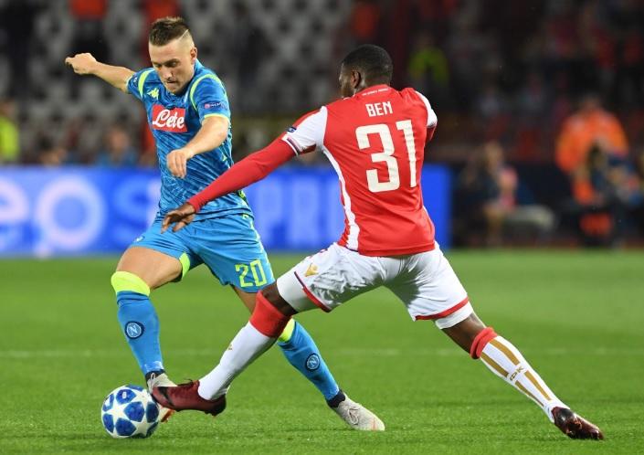 Stella Rossa-Napoli 0-0, la squadra di Ancelotti non riesce a sfondare