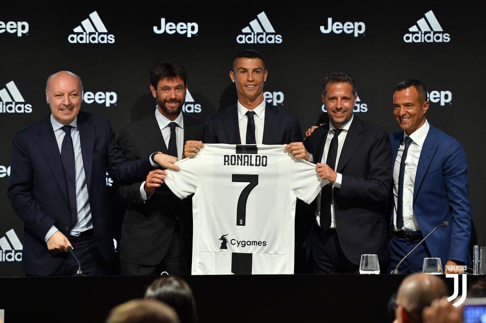 Repubblica: la rottura Marotta-Agnelli nasce con l'affare Cristiano Ronaldo