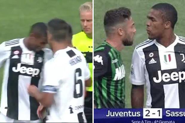 Douglas Costa tra infortuni e bravate, può saltare anche l'Ajax
