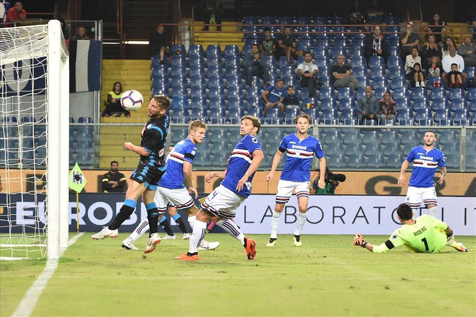 Dovevamo spostare la Sampdoria su DAZN per tenerli bloccati 'nu poco