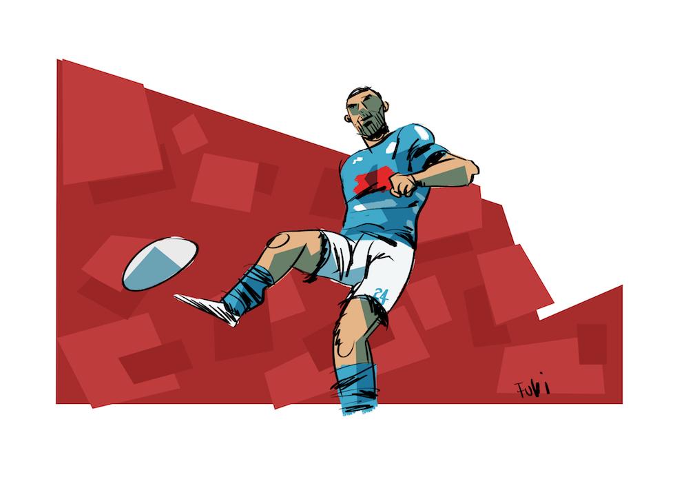 Il primo gol di Insigne al Torino