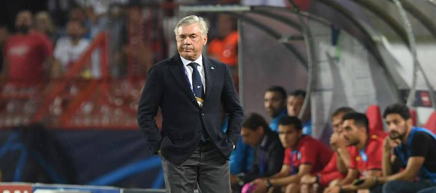 Ancelotti all'esordio in Europa League, ma ha allenato in Coppa Uefa e ha vinto a Zurigo
