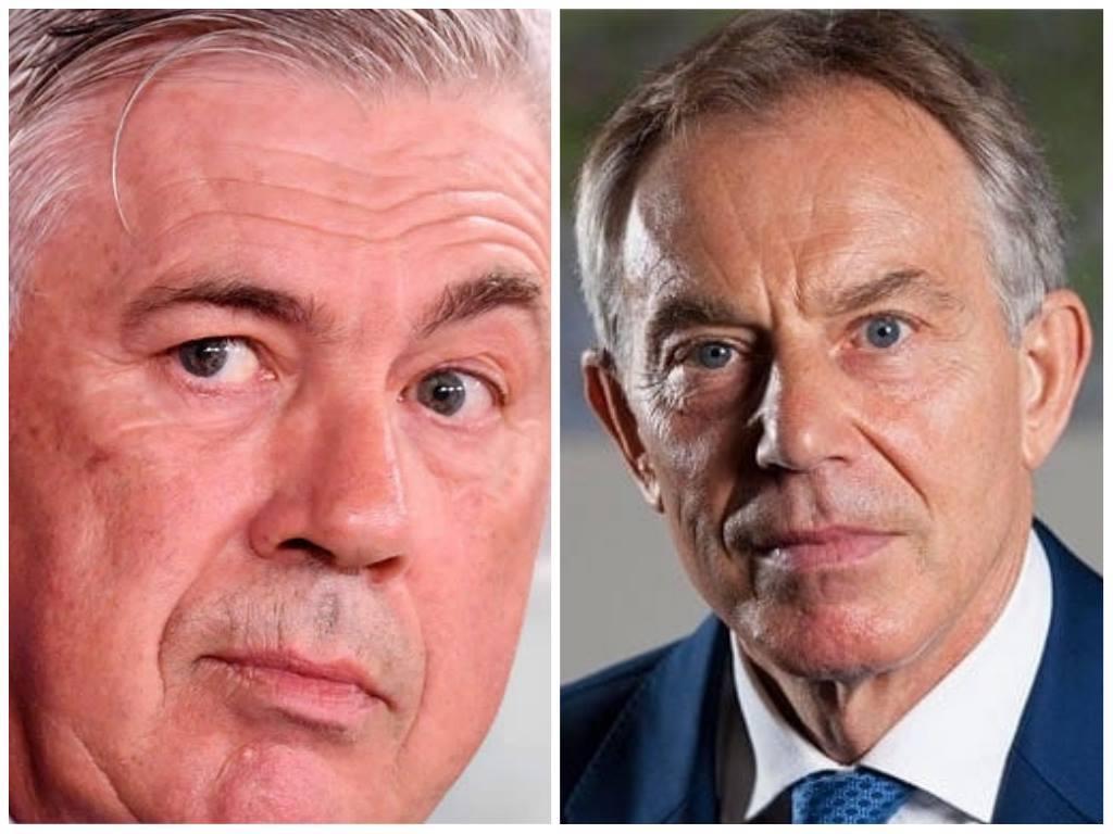 La solitudine di Ancelotti il Tony Blair della panchina