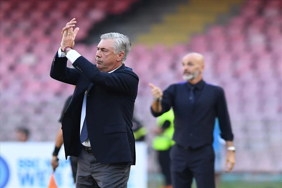 Ancelotti sta allargando i confini del Napoli