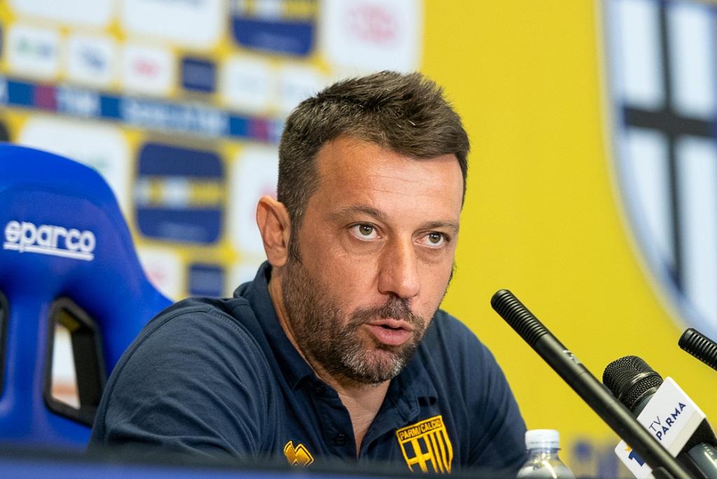 D'Aversa: «Gervinho titolare a Napoli? Non ve lo dico, ma penso di mettere i migliori»