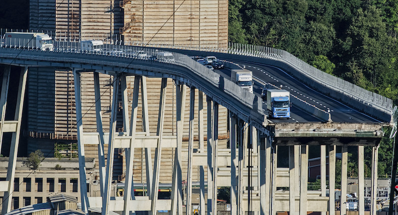Ponte Morandi, un precedente per la revoca della concessione ad Autostrade