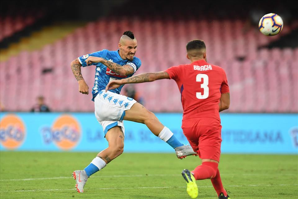 L'Inter perde, la Roma pareggia ma per la stampa del Nord il Napoli è senza identità