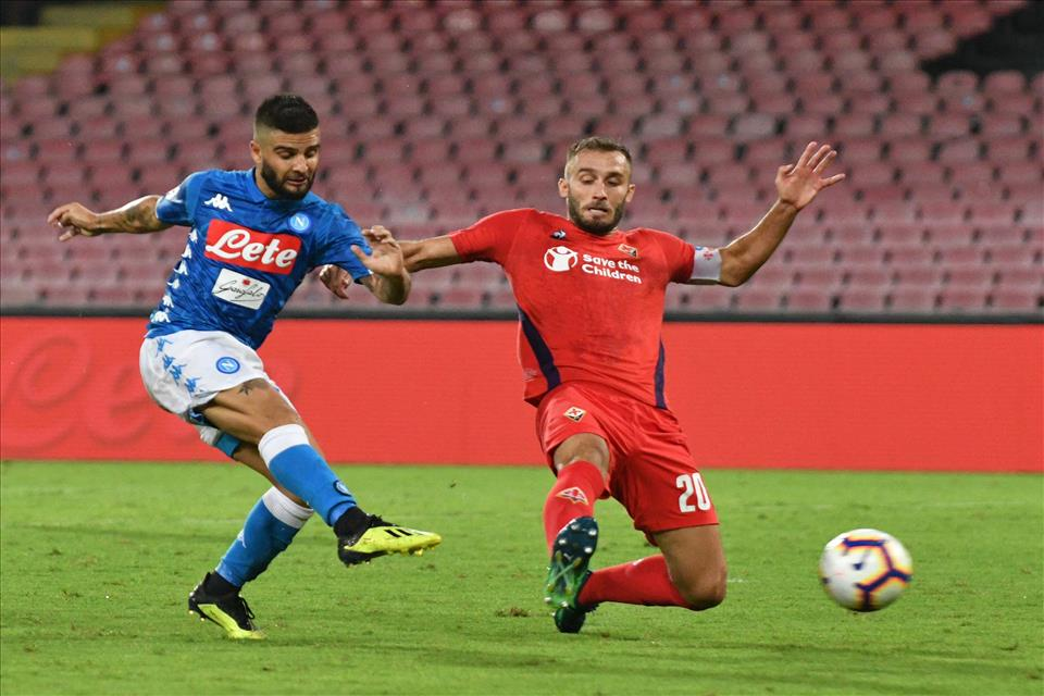 Napoli, i dati dei giocatori: Allan mostruoso, Insigne cecchino