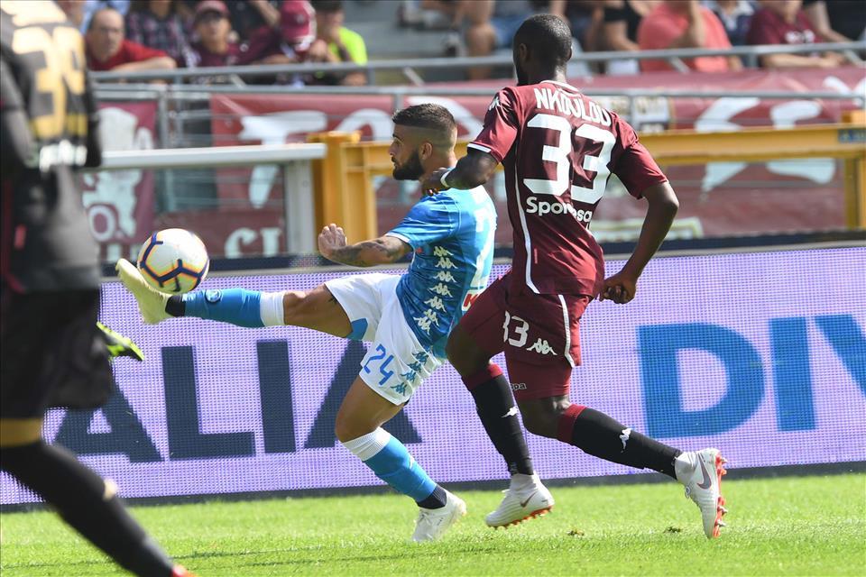 Insigne si scopre attaccante cinico e segna un gol alla Altafini