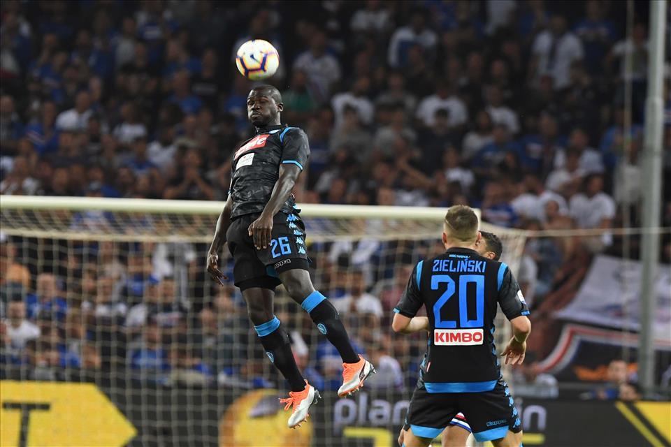Da Juve-Napoli 3-1, gli azzurri hanno subito solo 8 gol (miglior difesa in Serie A)