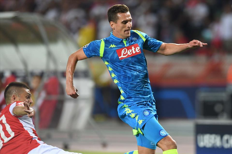 Con quella maglia da Chievo, il Napoli non poteva andare oltre lo 0-0