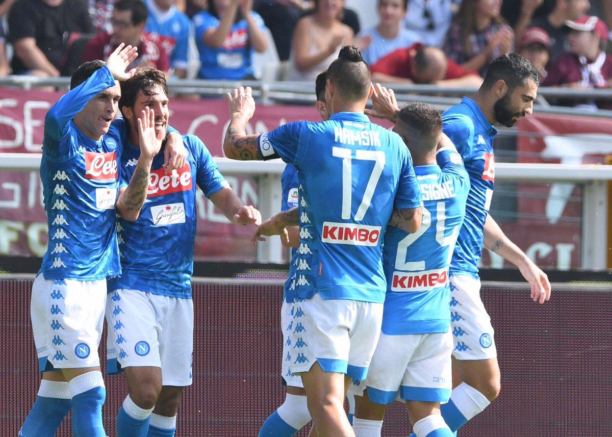 A Torino nasce ufficialmente il Napoli di Ancelotti. Addio rosa corta, si vince con tutti