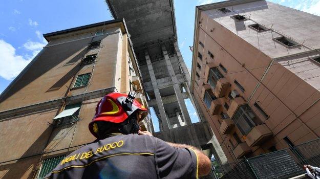 """Ponte Morandi: venti indagati: """"Sapevano ma non hanno fatto nulla"""""""