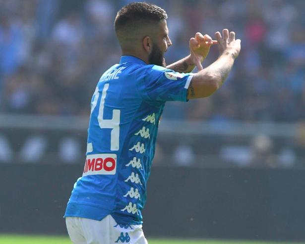 Torino-Napoli 1-3, Insigne e Verdi lanciano la squadra di Ancelotti