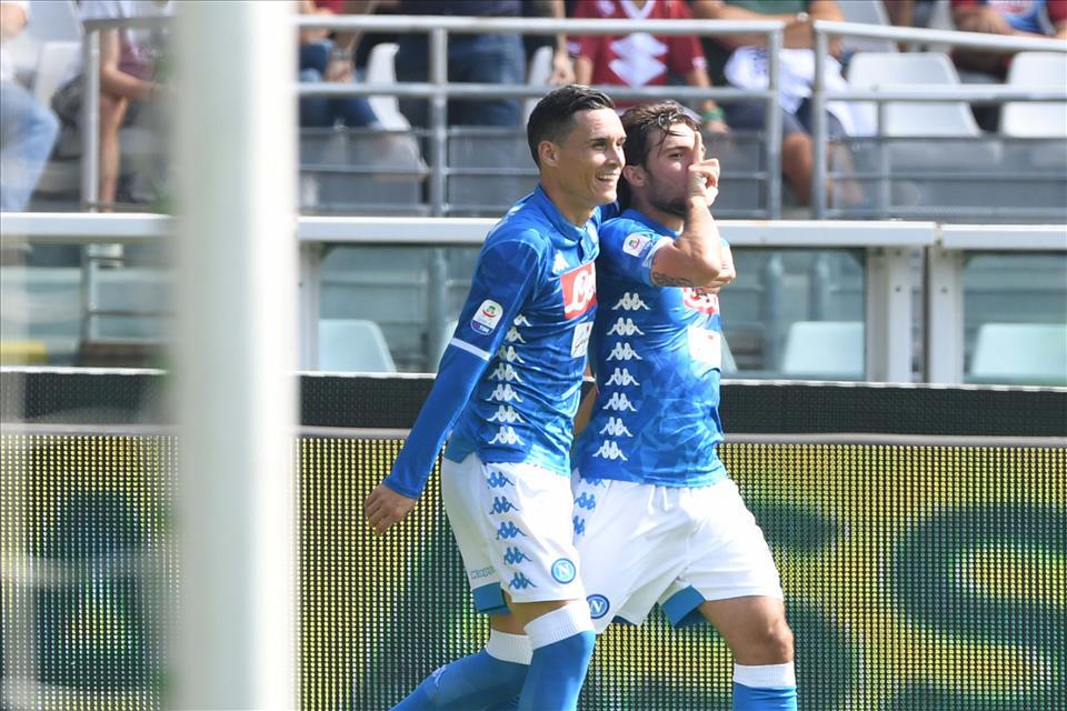 Non esiste un modulo che possa sintetizzare il Napoli di Ancelotti
