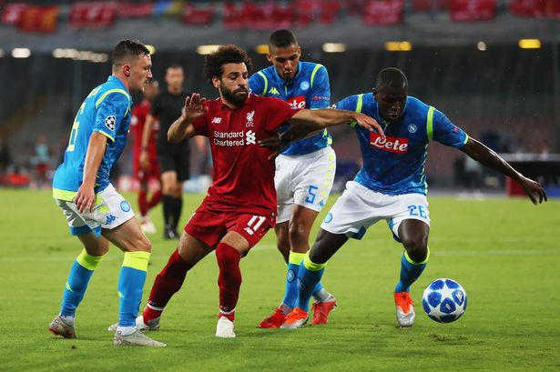 Il Telegraph: il Liverpool è stato informato che il loro spogliatoio a Napoli non ha subito lavori