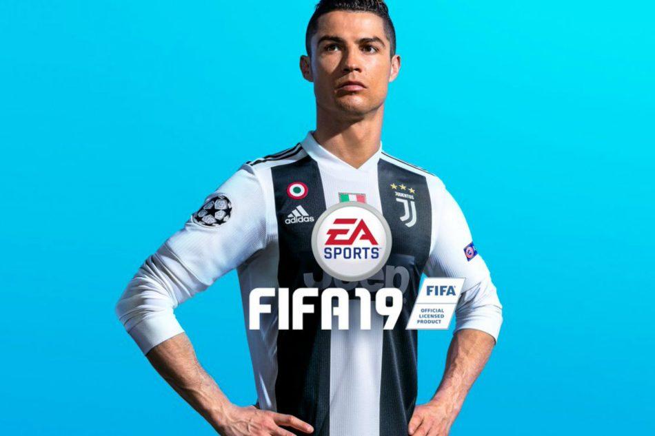 Esplode Il caso Ronaldo: EA Sports rimuove le sue foto dal sito e da alcuni social