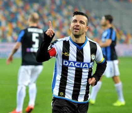 """Di Natale: """"La Juve è favorita, ma Inter e Napoli hanno fatt"""