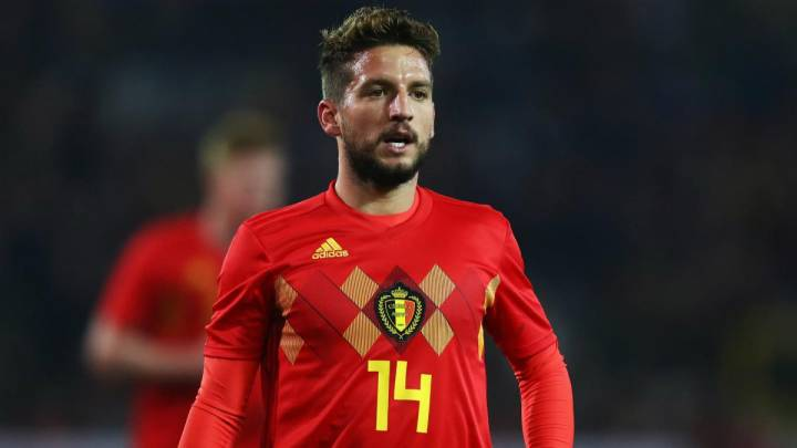 VIDEO - Lo splendido gol di Mertens in Belgio-Olanda