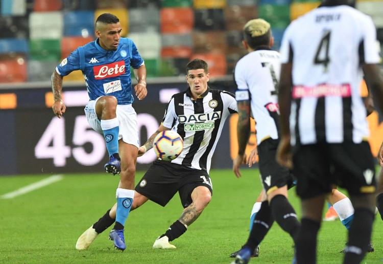 Udinese-Napoli 0-3, vittoria da grande squadra con Fabian, Mertens e Rog