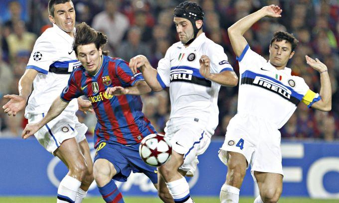 """Barcellona-Inter otto anni dopo: il ricordo della """"vittoria a tutti i costi"""" di Mourinho"""
