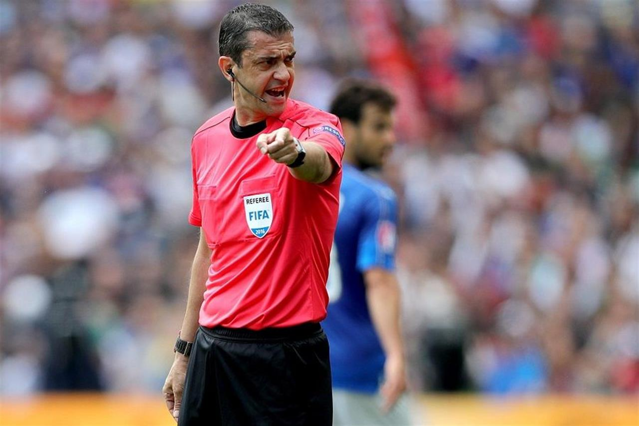 Kassai, un arbitro importante con una sola macchia in carriera (Real Madrid-Bayern)