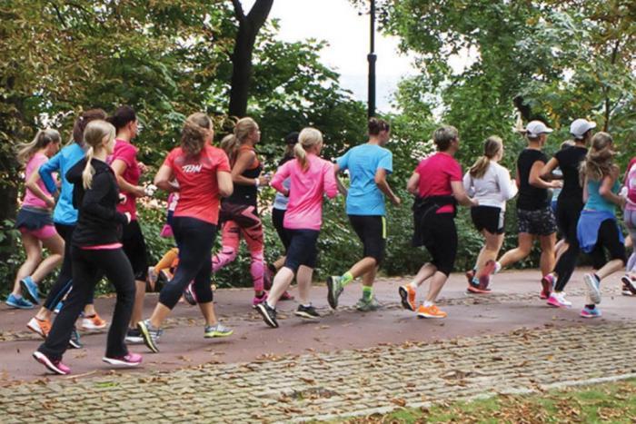 Il Bosco in rosa. 500 donne di corsa nel Parco di Capodimonte