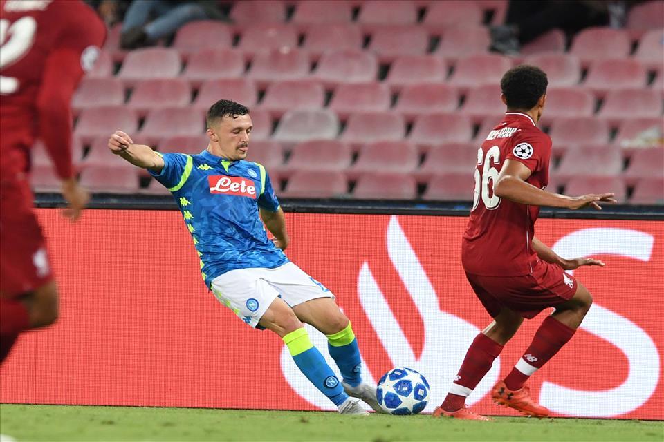 Il Guardian applaude il Napoli: «Liverpool messo a tacere, successo meritato»