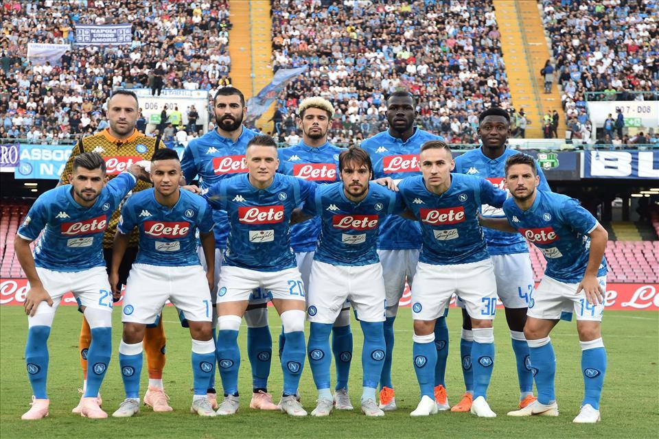 Repubblica e il melting pot del Napoli: in campo giocatori di undici nazionalità diverse