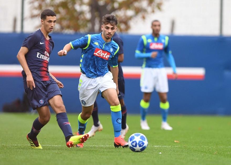 Youth League, Psg-Napoli 0-0: azzurrini ancora in corsa per la qualificazione