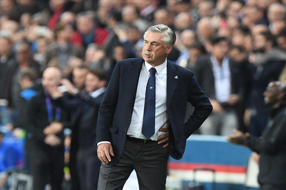 «Cazzimma, personalità e fiducia in sé», Ancelotti ha spiegato perché il Napoli non ha vinto a Parigi