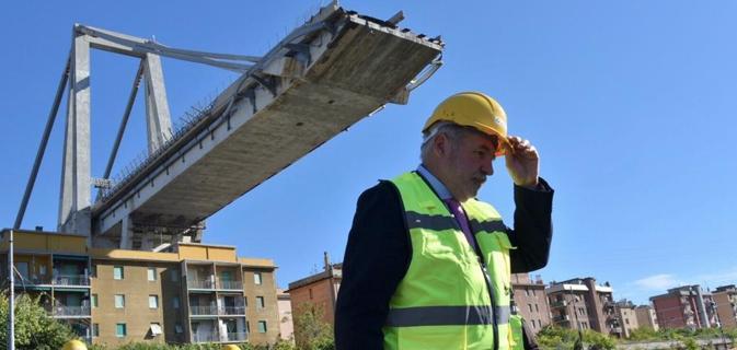 WhatsApp smentisce Autostrade, sapevano dei problemi del Ponte Morandi