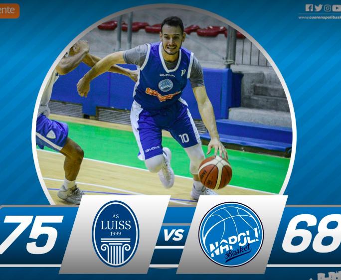 Il Napoli Basket comincia la Serie B con una sconfitta a Roma