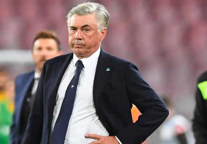 Ancelotti alla Rai: «La Roma non è l'ultima ruota del carro»