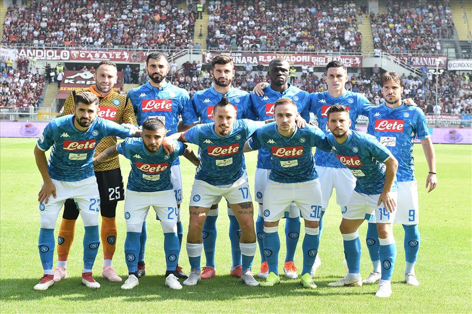 Dove vedere Napoli-Frosinone in tv e streaming