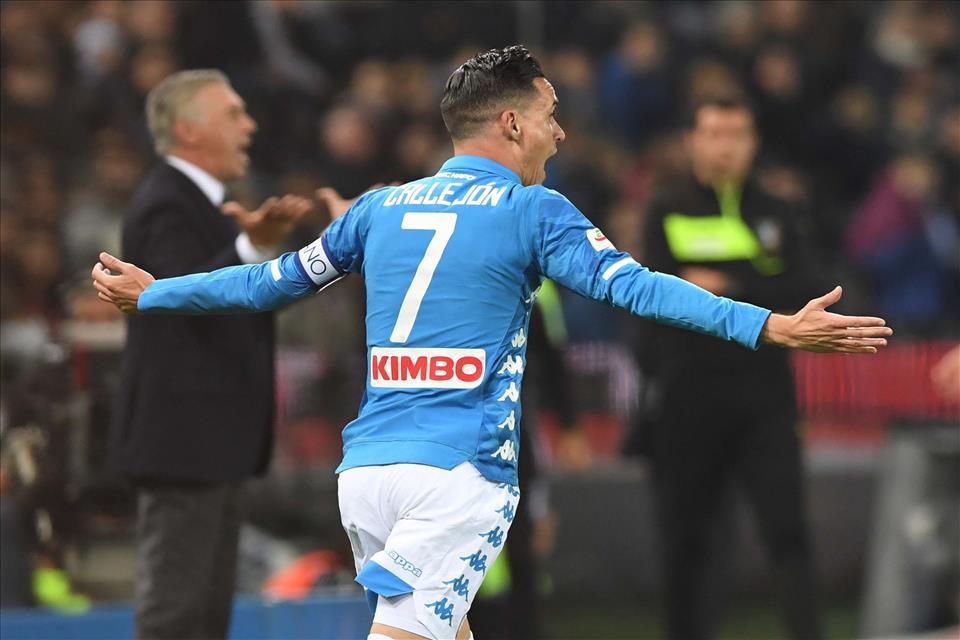 Il Napoli di Ancelotti dimostra di saper affrontare gli imprevisti