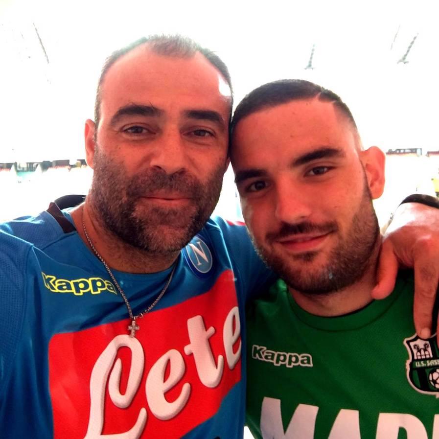 Napoli-Sassuolo via Telese Terme: l'incontro tra Enrico Brignola e Massimo Buono
