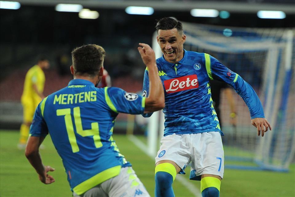 Champions, crescono i ricavi minimi: dopo la vittoria col Liverpool, al Napoli almeno 43 milioni